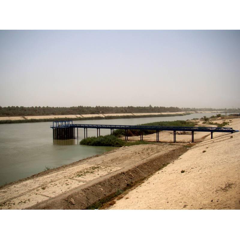 AL RUSAFA WASTE WATER TREATMENT PLANT (2010)