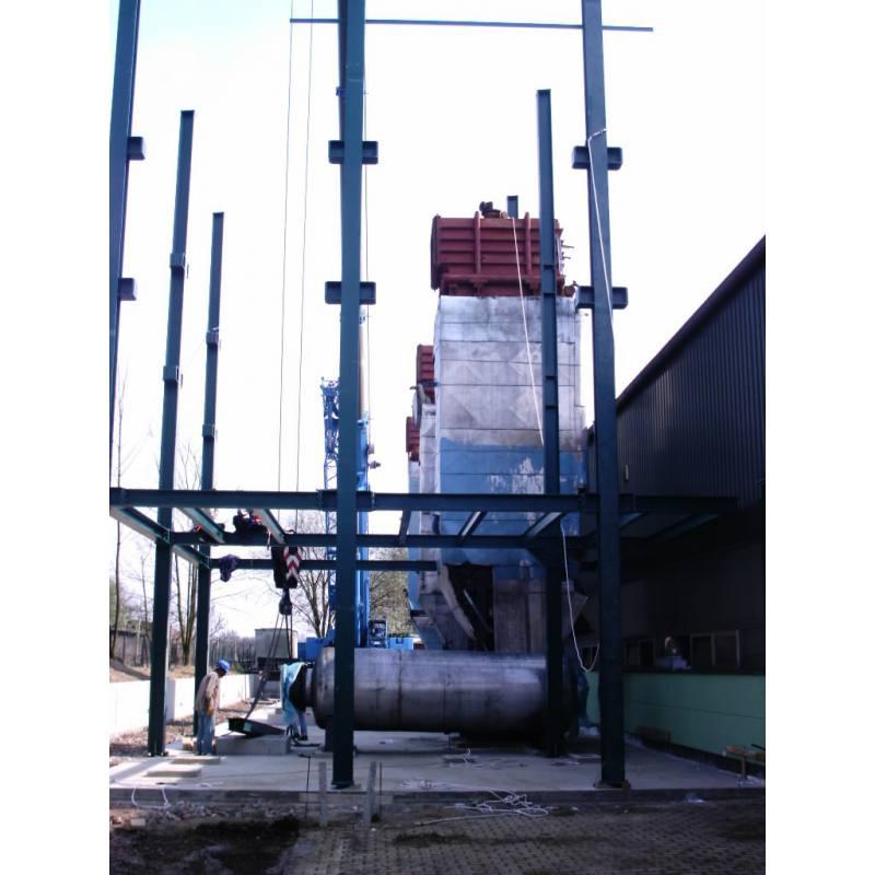 ENGINE HALL CONSTRUCTION (2005)