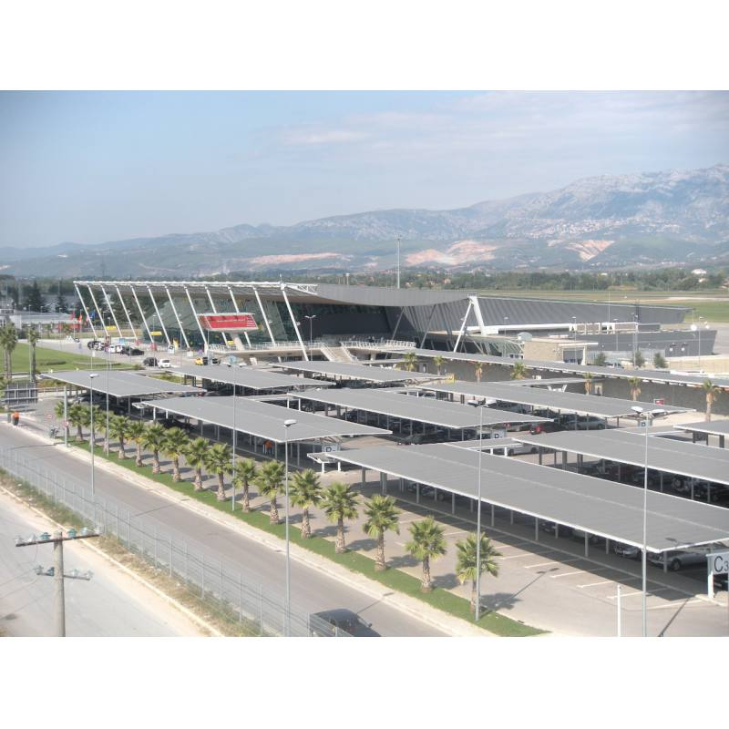 AIRPORT TERMINAL BUILDING EXTENSION WORKS (2009)