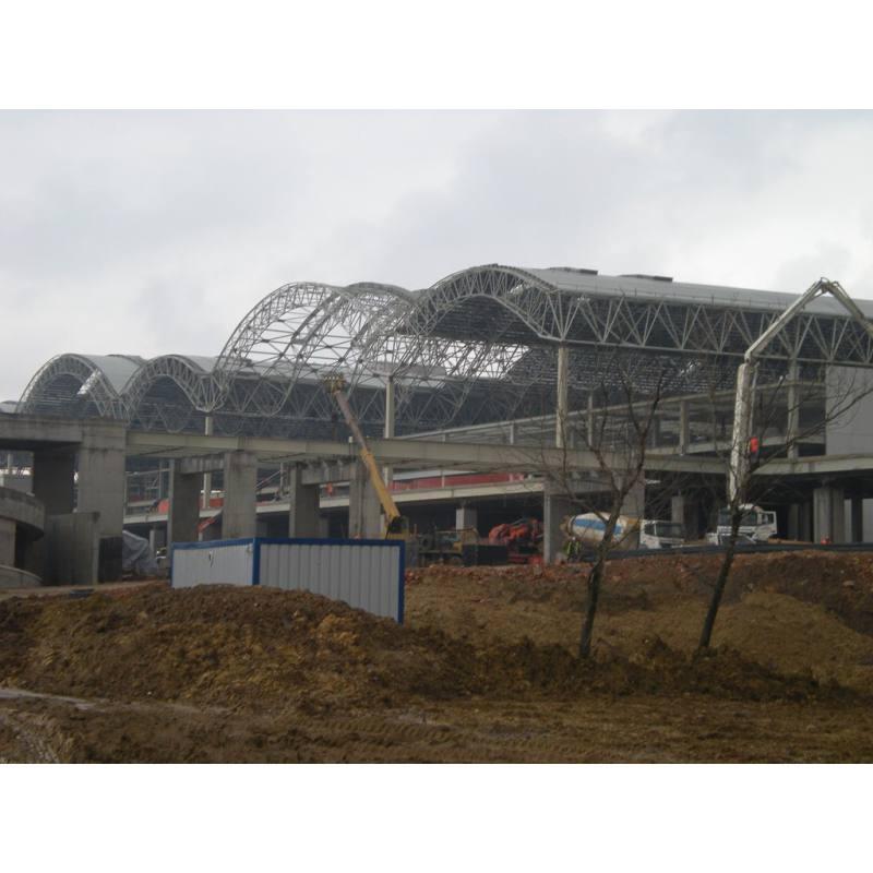 SABIHA GOKCEN AIRPORT TERMINAL BUILDING (2009)