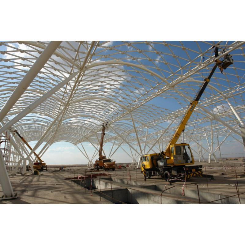 HAWLER INTERNATIONAL AIRPORT - ERBIL (2007)