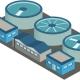 Water Treatment units, Sewerage Treatment Plants