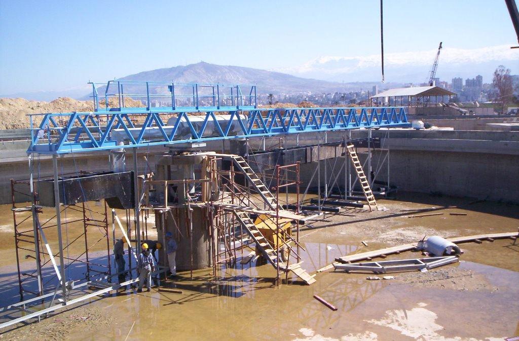 TRIPOLI WASTE WATER TREATMENT PLANT  (2006)